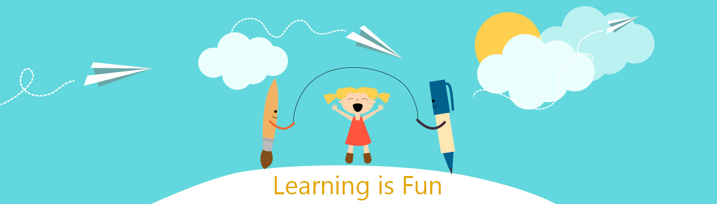 education with fun